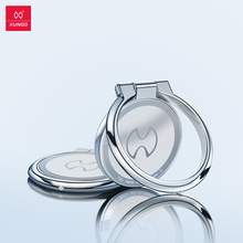 XUNDD Magnetic Ring Holder universal stand for andorid and iOS devices Metal phone ring 360 degree