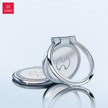 XUNDD Soporte de anillo magnético, soporte universal para dispositivos andorid e iOS, anillo de Metal para teléfono de 360 grados