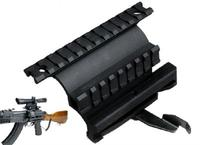 Magorui Tactical Army Force AK Side Mount Rail Lock Scope Mount for AK 74U|Scope Mounts & Accessories|Sports & Entertainment -