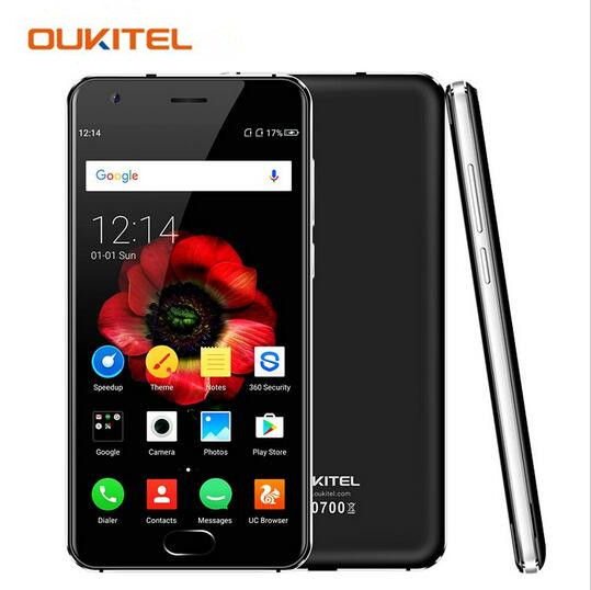 2017 New Oukitel K4000 Plus MTK6737 Quad Core 1 3GHz Android 6 0 5 0 HD