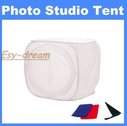 24'' inch 60cm Light Photo Shooting Cube Soft BoxTent For Foto Studio Photography Color Backdrops PS003 padovan корм padovan lino для птиц зёрна льна 1 кг