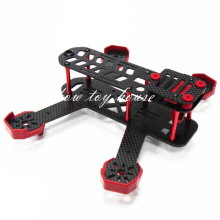 DALRC DL180 180mm 4-Axis Carbon Fiber CF FPV Quadcopter Frame Racing RC Quadcopter Kit Support 1806 2204 Motor 12A ESC