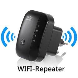 Repetidor Wifi inalámbrico 300 Mbps 802.11n/b/g Red Wifi extensor amplificador de señal Antena de Internet amplificador de señal Repetidor wifi