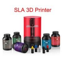 Sparkmaker УФ отверждения SLA 3d принтеры DLP/ЖК дисплей Impresora первый Начинающий уровень pk Фотон Анет a6 a8 prusa i3