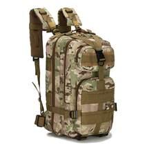 3ad4e9d4ebc Camouflage Rugzak Rugzak Mannen Drop Schip Tas 3 P Mannelijke Canvas Rugzakken  Grote Capaciteit Rugzakken Waterdichte