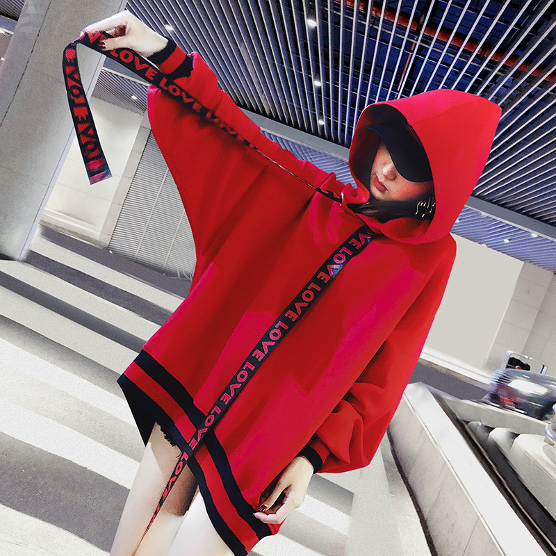 kpop Black fashion loose women hoodies new hip hop pullovers 2019 new Bangtan Boys hooded Harajuku sweatshirt female clothes