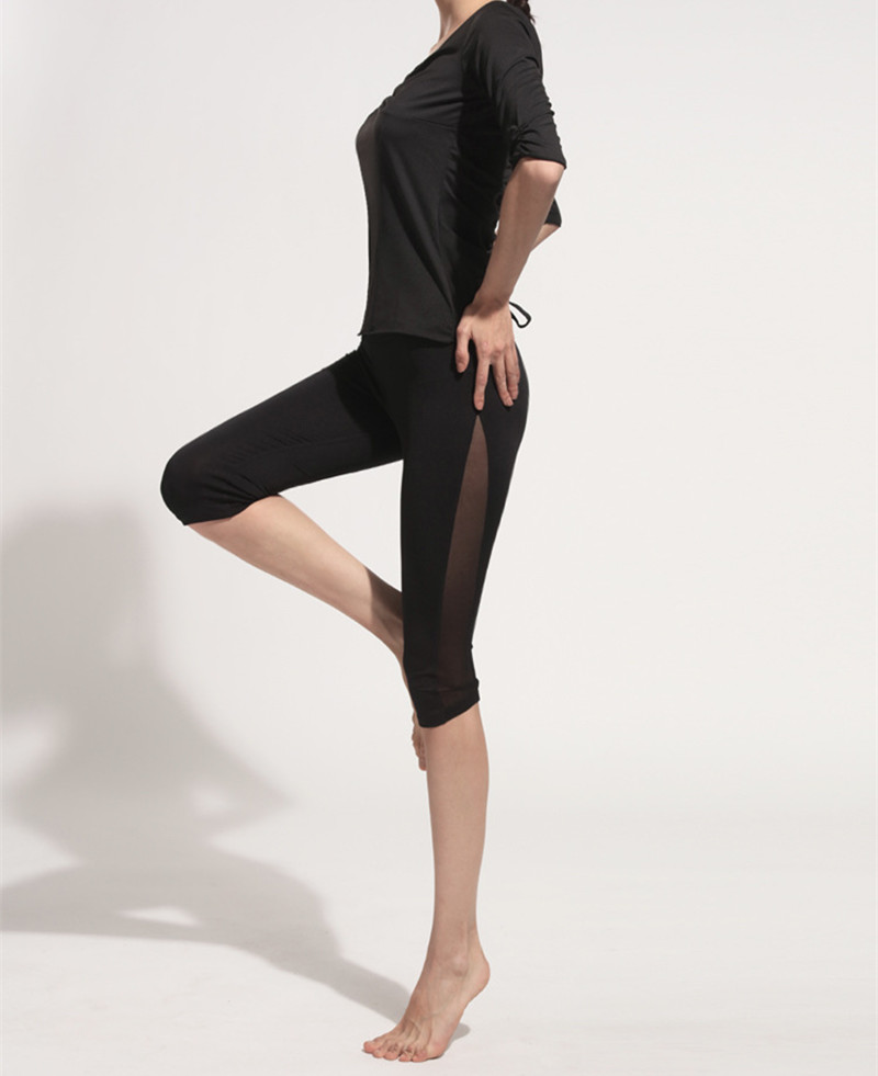 2017 Gym New Women Legging Pants Academy Sports Jerseys