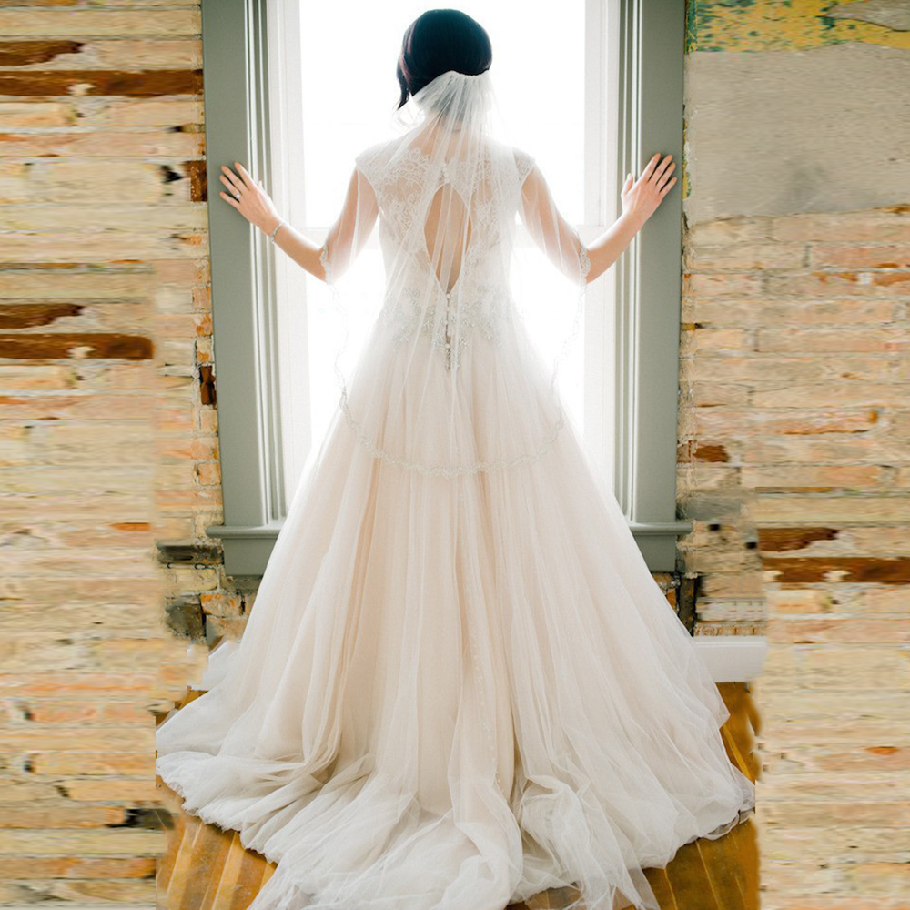Lace Wedding Dresses With Cap Sleeves: Aliexpress.com : Buy Cap Sleeves Wedding Dress Romantic