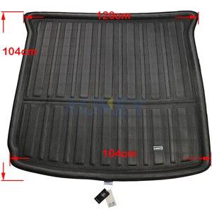 Image 3 - Carpete para viagem para fiat freemont, tapete traseiro de carga para porta malas 2009 2018 2011 2014 2015 2016