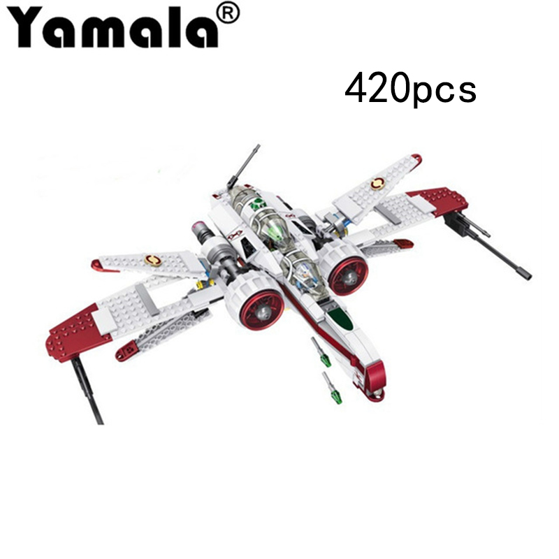 [Yamala]Star Wars Arc-170 Starfighter Assemble Clone Building Blocks Starwars Toys For Child Compatible with Legoingly 420pcs джинсы мужские g star raw 604046 gs g star arc