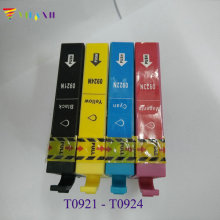 4pcs T0921 Ink Cartridge T0921N For Epson Stylus CX4300 TX117 T26 T27 TX106 TX119 TX109 C91 Printer ink for epson tx117 cx4300