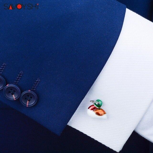 Запонки savoyshi в виде мандаринки для мужчин запонки рубашек
