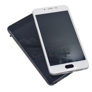 """Image 4 - 100% חדש Meizu U10 LCD תצוגת מסך מגע Digitizer עצרת עם מסגרת עבור 5.0 """"Meizu U 10 תצוגת החלפה חלקים + כלים"""