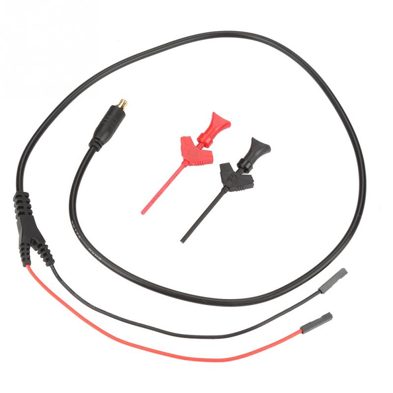 Oszilloskop Teile MCX Test Probe Haken für DS202 DS203 DS211 DS212 DSO201 DSO112A Mini Tasche Oszilloskop