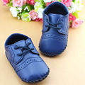 Baby Soft Sole Pram Crib Shoes Toddler PreWalker Leather Sneakers 0-18M