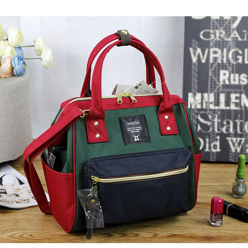 3fcccf5ff2c5 multi purpose Japan ring style oxford waterproof handbag women s shoulderbag  girls shopping couples bag -in Top-Handle Bags from Luggage   Bags on ...
