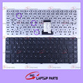Brand new Teclados Laptop keyboard for HP Pavilion DM4 DV5-2000, spanish keyboards, hot selling item