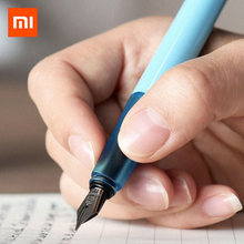Original Xiaomi Mijia Pens KACO SKY 0.3mm-0.4mm Pens with Pens Box and Ink Bag German Nib Ergonomics Special Design Four Colors(China)