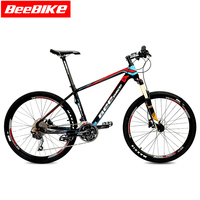 BEEBIKE 30 Speed Carbon Fiber T700 Mountain Bike 26 27 5 Ultralight Bicycle Cycle SHIMANO M610