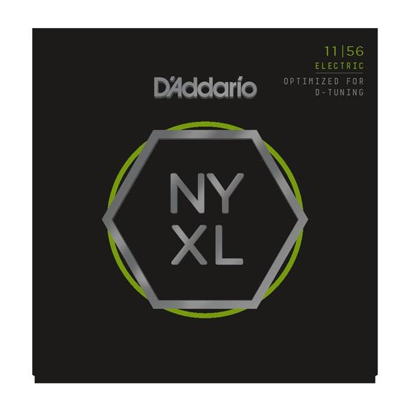 D'Addario NYXL Težke nikljeve rane električne strune NYXL1152 - Glasbila - Fotografija 2