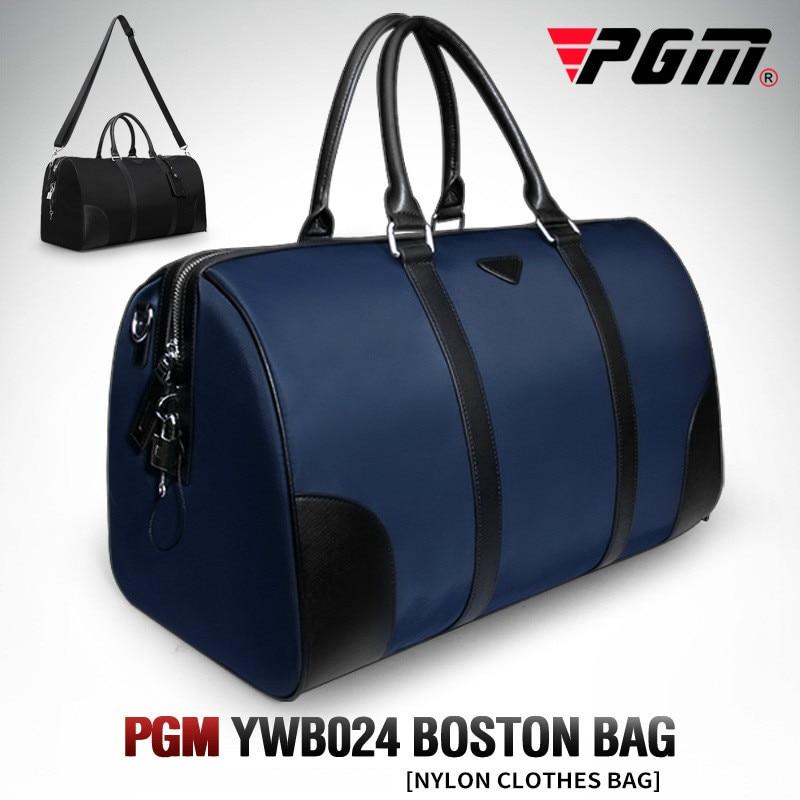 2018 PGM bolsa de ropa de Golf bolsa de Nylon de alta gama al aire libre súper capacidad bolsa portátil Unisex