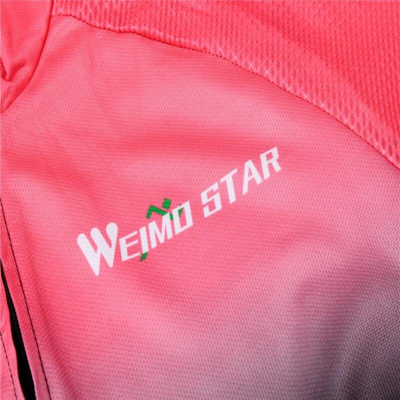 Weimostar marke radtrikot pro racing sport radfahren clothing atmungs - Radfahren - Foto 5