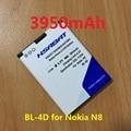 Новый 3950 мАч BL-4D/BL 4D Мобильный Телефон Батарея Используйте для Nokia N97 mini, N8, E5-00 и т. д. телефоны