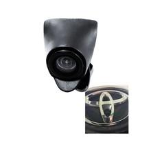 Ccd ночного видения автомобиля вид спереди камеры для нового Toyota Highlander 2,0 т Verso EZ RAV4 PRADO LAND CRUISER camry 2015 фронтальная камера