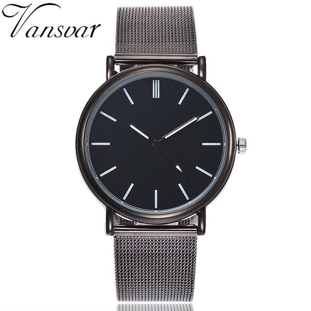 2018 Luxury Brand Quartz Stainless Steel Band Marble Strap Watch Analog Wrist Watch Bracelet Watch Relogio Feminino Gift
