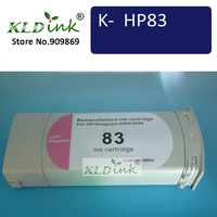 KLDINK-C4945A HP83 Magenta UV Remanufatura do cartucho de tinta