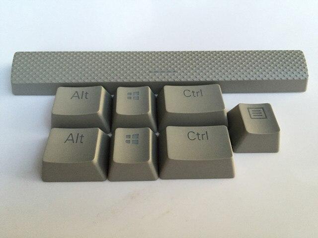 8 touches PBT Double coup Translucidus ajouts rétroéclairés touches pour Corsair STRAFE K65 K70 Logitech G710 + clavier mécanicalgaming