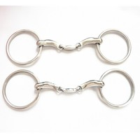 Stainless Steel Horse Bit Horse Equipment Wholesale Price H0824