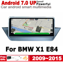 Android 2 DIN Car DVD GPS For BMW X1 E84 2009~2015 Navigation map multimedia player HD Screen Stereo radio IPS WiFi system цена