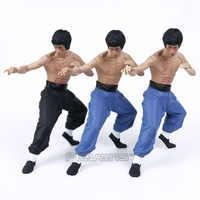 Bruce Lee Abbildung Spielzeug Kong Fu Meister Bruce Lee Vinyl Sammeln Modell Spielzeug 3 Arten 33 cm