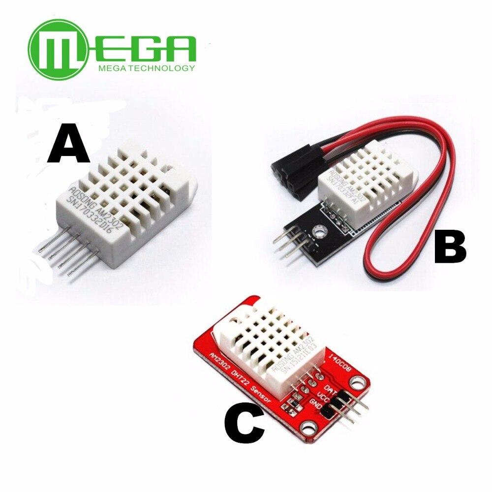 1 pièces DHT22 capteur de température et d'humidité numérique module de température et d'humidité AM2302 remplacer SHT11 SHT15