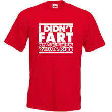 3e5f0524d I Didn't Fart Mens T Shirt - Funny Gift for Dad Fathers Day 100% Cotton  Short Sleeve O-Neck Tops Tee Shirts