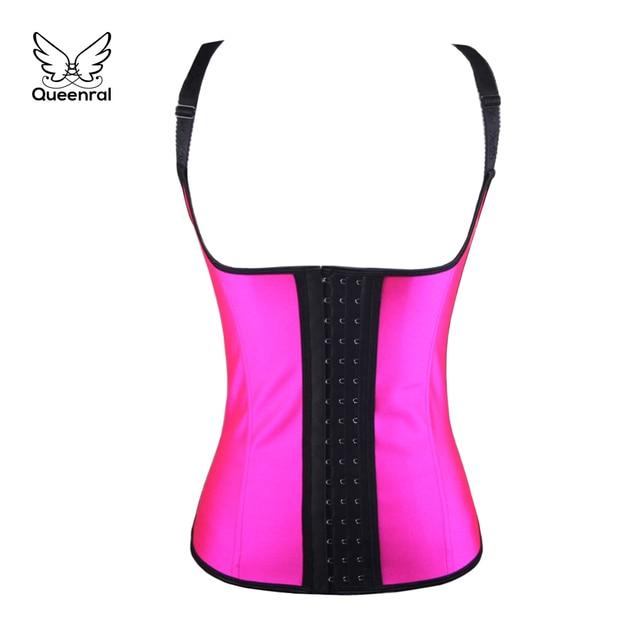 5ab04f641a Modeling Strap Waist Trainer latex shapewear Women neoprene body shaper  Waist Slimming Corset Corrective Underwear Lingerie