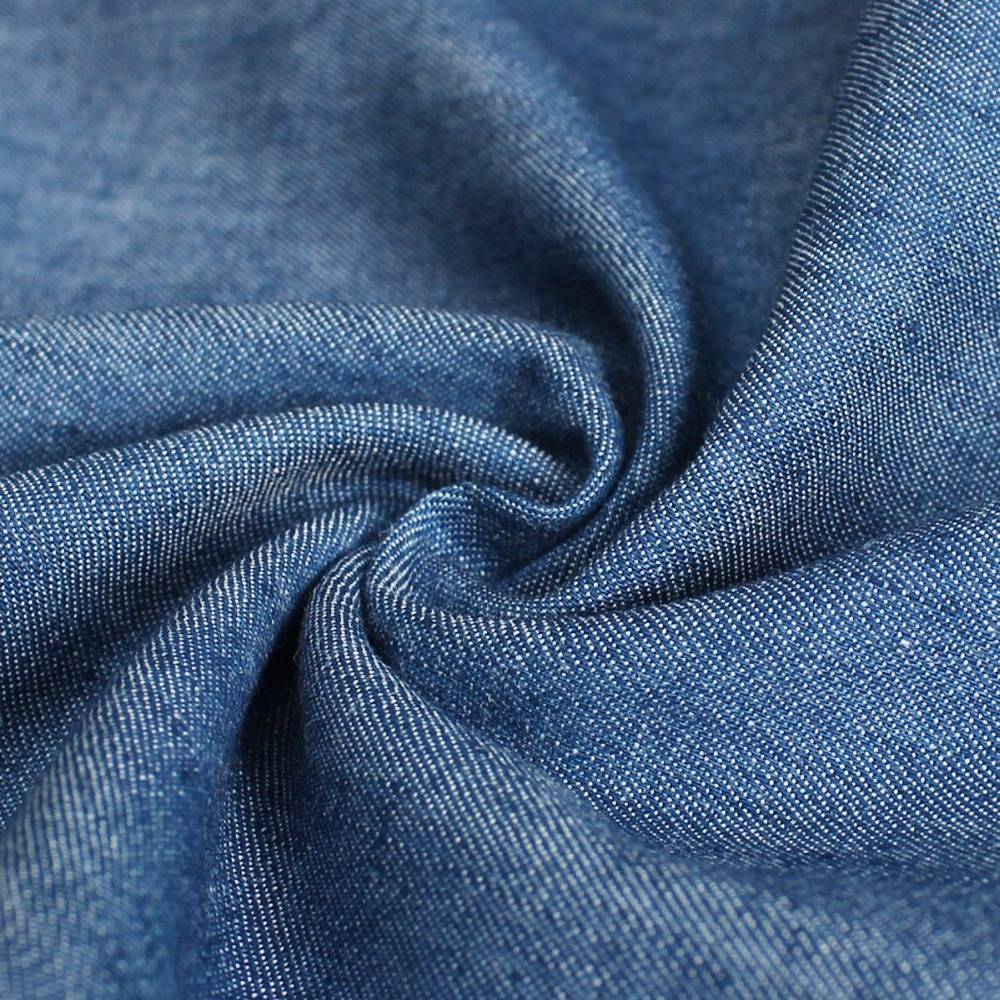 12124d8f228 Ladies Slash Neck Denim Jumpsuit Casual Women Elastic Fold Jumpsuit Ruffles  Sleeves Long Wide Pants Ladies Romper Overalls. size. (14). models display.  (4) ...