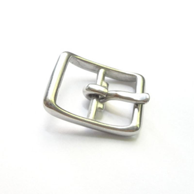 50 Pieces Per Lot Stainless Steel Buckle Pin Buckle For Shoes Apparel Accessories 15mm Inside Width
