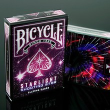 Bicycle Poker Starlight