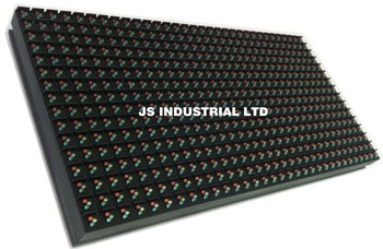 цена на P10 Outdoor DIP Full Color Led Panel Display Module - 320*160mm