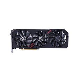 Image 4 - 다채로운 nvidia geforce gtx 1660 ti 울트라 그래픽 카드 gpu gddl6 6g igame 비디오 카드 1500 mhz/1770 mhz pc 용 냉각 팬
