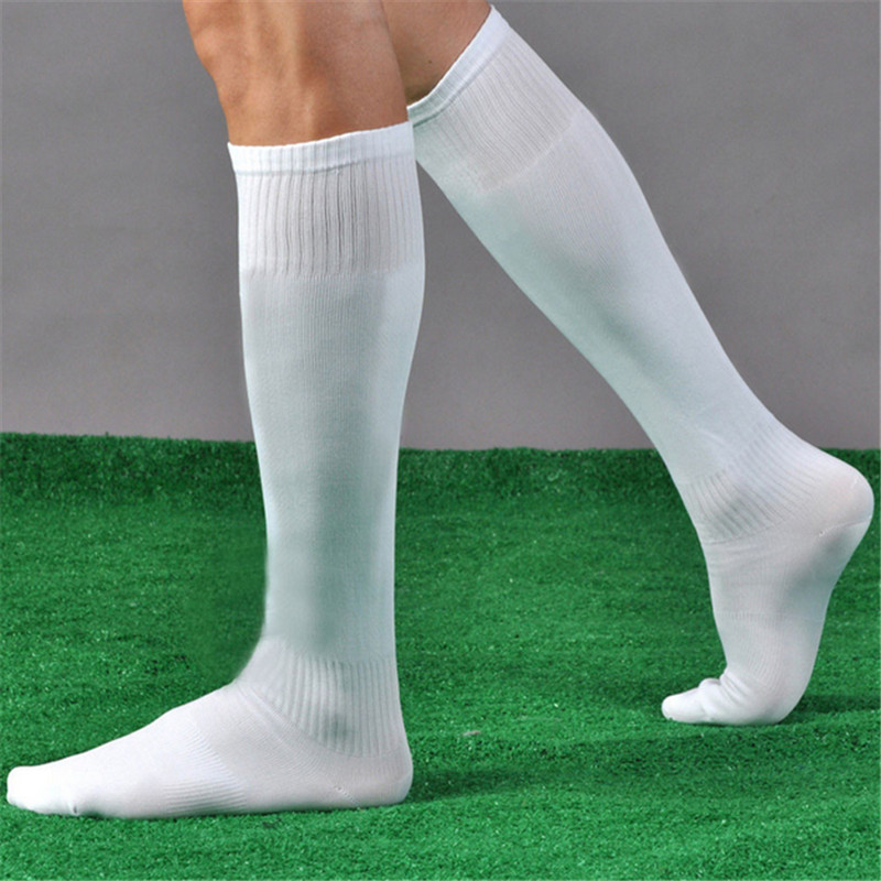 Fashion Polyester Men Socks Breathable Mesh Male Long Over Knee Unisex Stockings