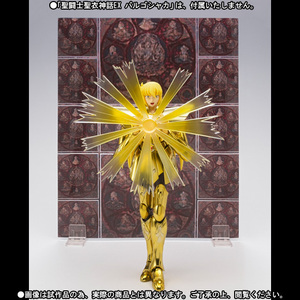 Image 3 - COMIC CLUB LT model Saint Seiya Cloth Myth Fighting skills effects for Virgo Shaka Phoenix Ikki/Gold Saint EX/Saint Seiya
