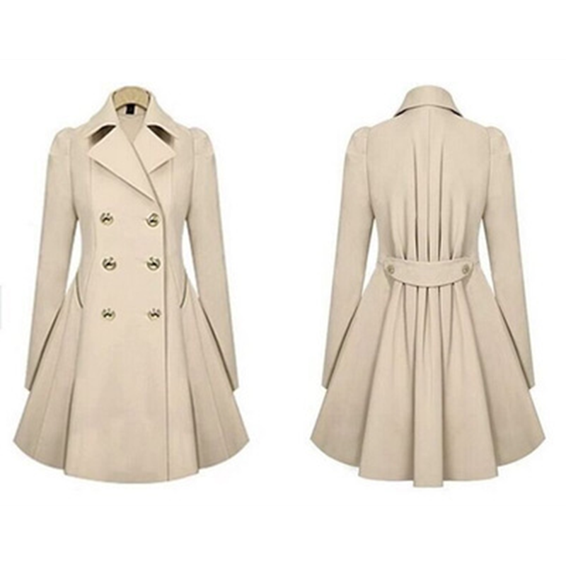 High Quality Long Girl and Mother Coats Long Sleeve Apricot Dress Jackets Ink Blue Ladies Parka Autumn Winter Womens Jacket Sale футболка для беременных there is only a good mother 00031 2015