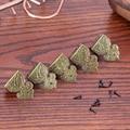 12pcs Antique Bronze Decorative Jewelry Box Wooden Case Feet Leg Corner Protector Corner Brackets + 24pcs Screws