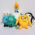 Stuffed Animals Plush Toys Jake Finn Beemo Penguin Gunter Ice king Adventure Time Plush Soft Stuffed Toys Plush