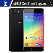 2017 NEW ASUS ZenFone Pegasus 4A ZB500TL 3GB RAM 32GB ROM 5.0″ HD MTK6737V Android 7.0 4G Smartphone 13MP 4100mAh Touch ID