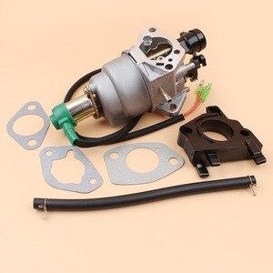 Image 3 - Генератор карбюратор соленоидная прокладка комплект для HONDA GX340 GX390 188F 5 кВт 6,5 кВт 11/13HP двигатель автомобильный дроссель