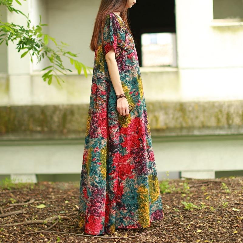 Καλοκαιρινά Φορέματα Φόρεμα - Γυναικείος ρουχισμός - Φωτογραφία 3